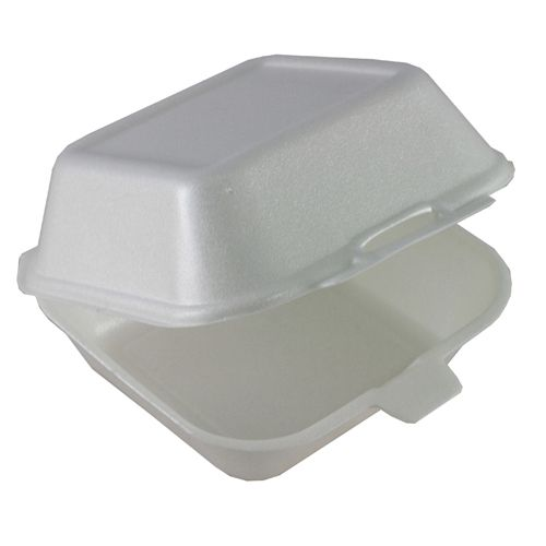 Foam Clam - Large Burger Pack