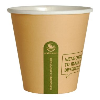 Envirochoice Single Wall Hot Cup (8oz)