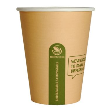 Envirochoice Single Wall Hot Cup (12oz)