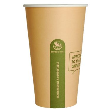Envirochoice Single Wall Hot Cup (16oz)