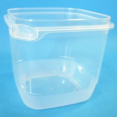 Bonson® Tamper Evident Square Container - 1040ml