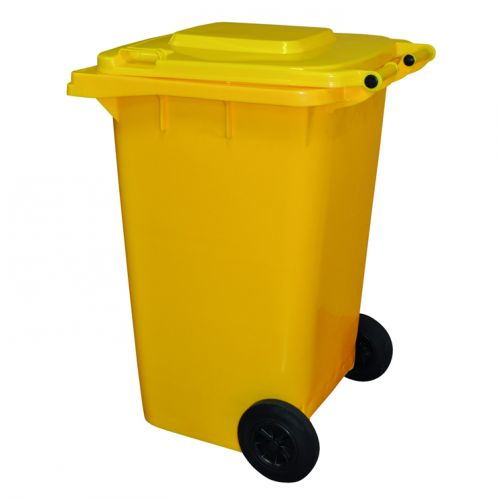 Heavy Duty Bin with Wheels (240L)