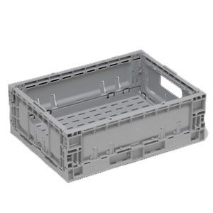 17L Nally Returnable Folding Crate