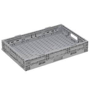 12L Nally Returnable Folding Crate