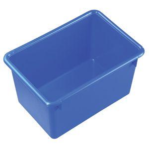 27L Food Grade Plastic Crate
