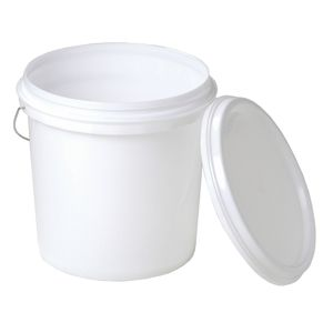 15L Pail with Lid