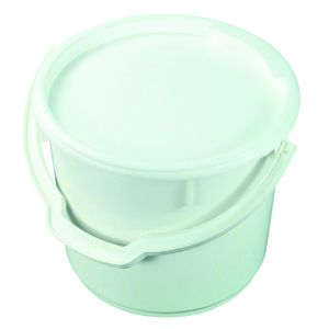 18.2L Solid Round Bucket with Handle