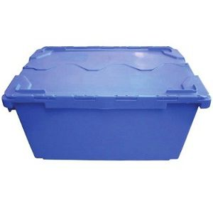 75L Nally Solid Security Crate with Lid