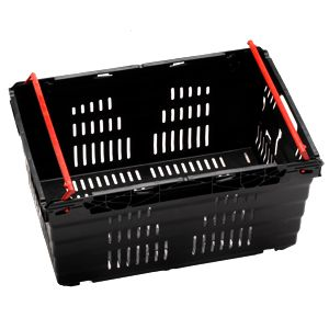 46L Nally Swingbar Vented Crate