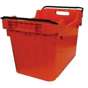 36L Nally Swingbar Solid Crate
