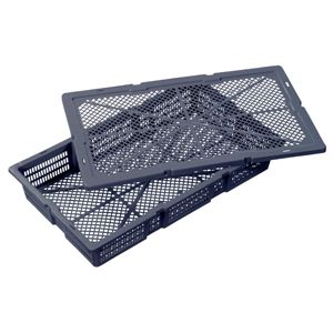 15.5L Nally Ventilated Prawn Tray