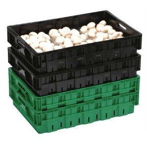 27L Nally Vented Mushroom Crate