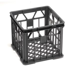 32L Nally Ventilated Milk Crate