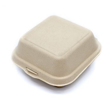 BetaEco™ Wheat Fibre Burger Box