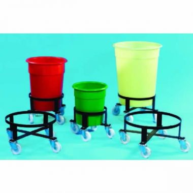 114L Tapered Bin - Wheeled Dolly