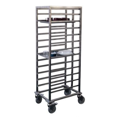 13 Tray Heavy Duty Gastronorm Trolley