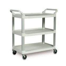Plastic Serving Carts & Service Trolleys