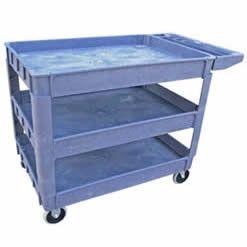 3 Shelf Serving Cart