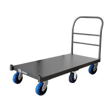 6 Wheel Rocking Platform Trolley (610 x 1220mm)