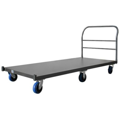 6 Wheel Rocking Platform Trolley (915 x 1830mm)