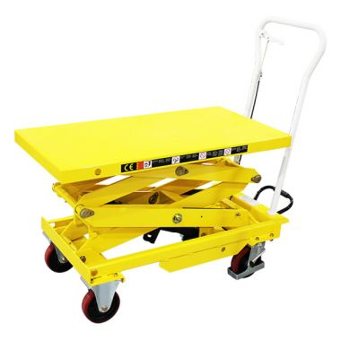 Double Scissor Lift Table 500KG