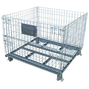 Wire Stillage Cage (1000 x 1000 x 800mm)