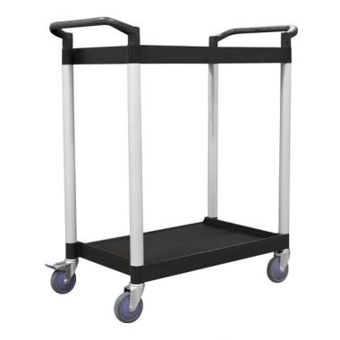 2 Tier Service Trolley (625x430mm)