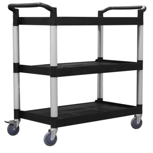 3 Tier Service Trolley (790x500mm)