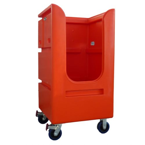 Tallboy Linen Exchange Trolley (740 x 740 x 1300mm)