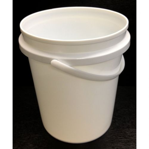 1.2L Tamper Evident Food Bucket with handle