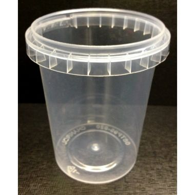 Tamper Evident Round container - 520ml