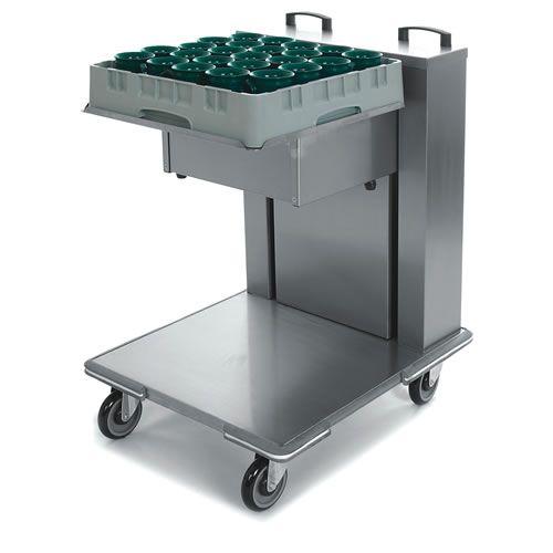 Cantilever Basket Dispenser (Self levelling mobile unit)