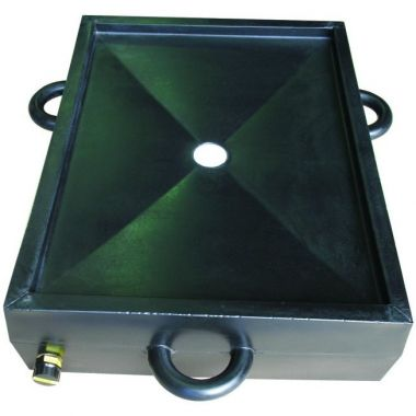 65L Oil Chemical Drain Pan with Wheels
