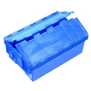 30L Nally Solid Security Crate with Lid