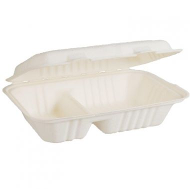 Natural Fibre Dinner Pack 2 Compartments