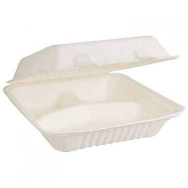 Natural Fibre Dinner Pack 3 Compartments