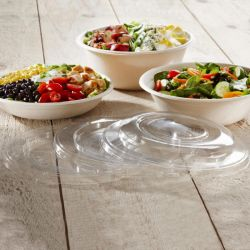 Sabert™ Compostable Round Bowls