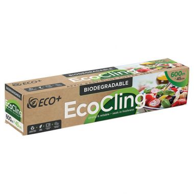 EcoCling Biodegradable Catering Food Film (330mm wide)
