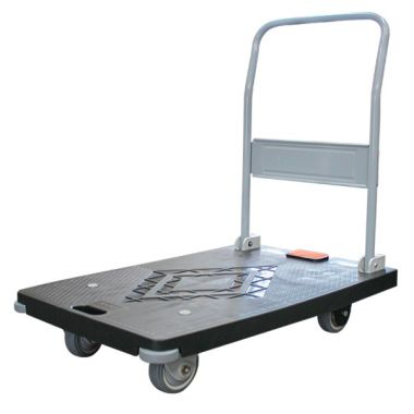Commander Platform Trolley with Foot Operated Brake (900x600mm)