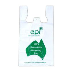 100% degradable Carry Bags