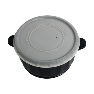 Disposable Lid to fit Aladdin DM103 - 230ml  High Temp Retherm Bowl